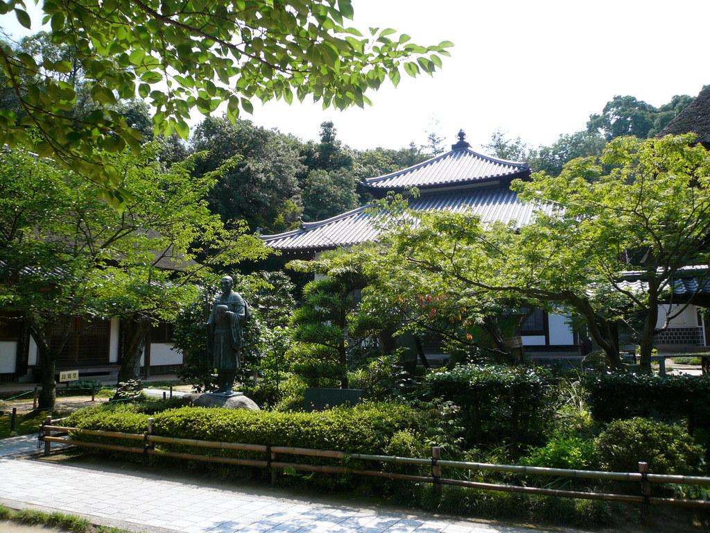 円通寺と円通寺公園