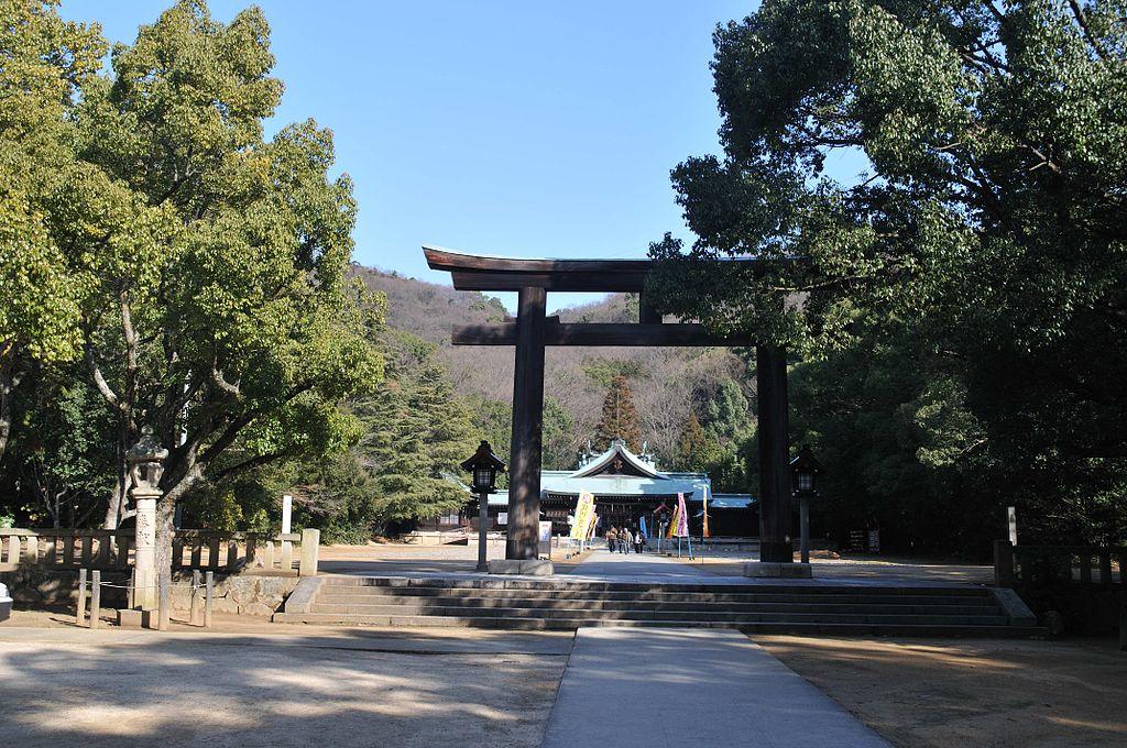 岡山縣護國神社