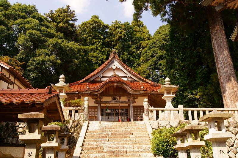 円城寺提婆宮