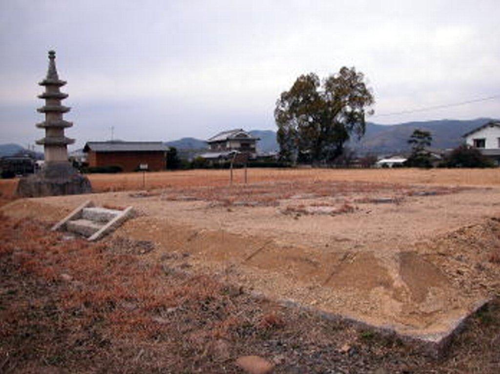 栢寺廃寺跡