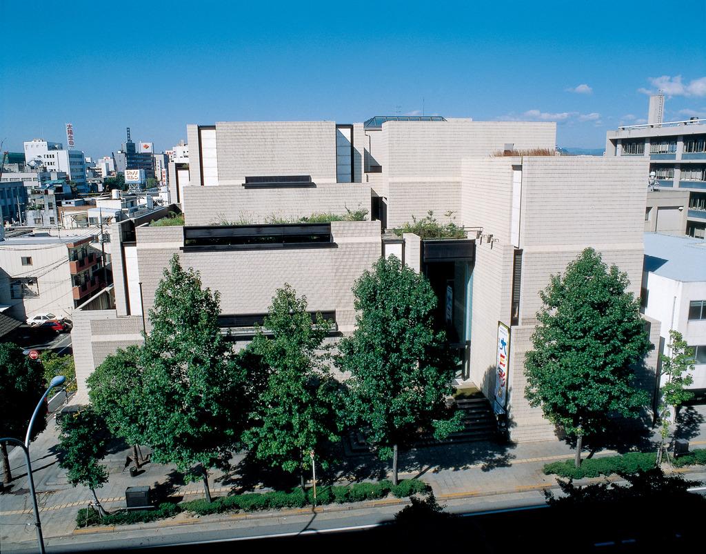 岡山市立オリエント美術館