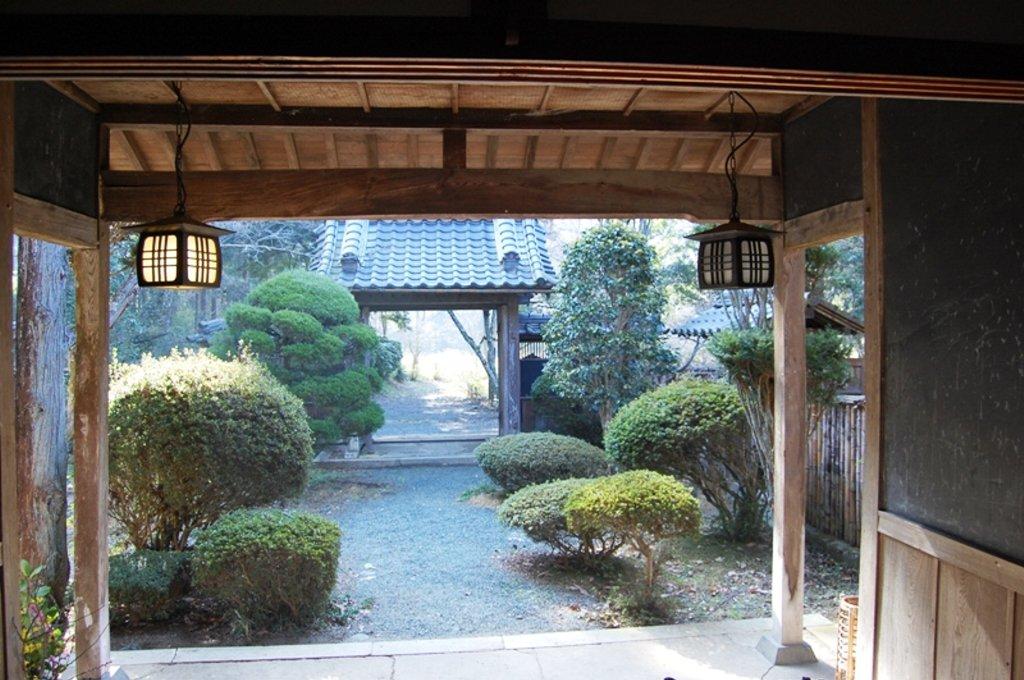 三浦邸(椎の木御殿)