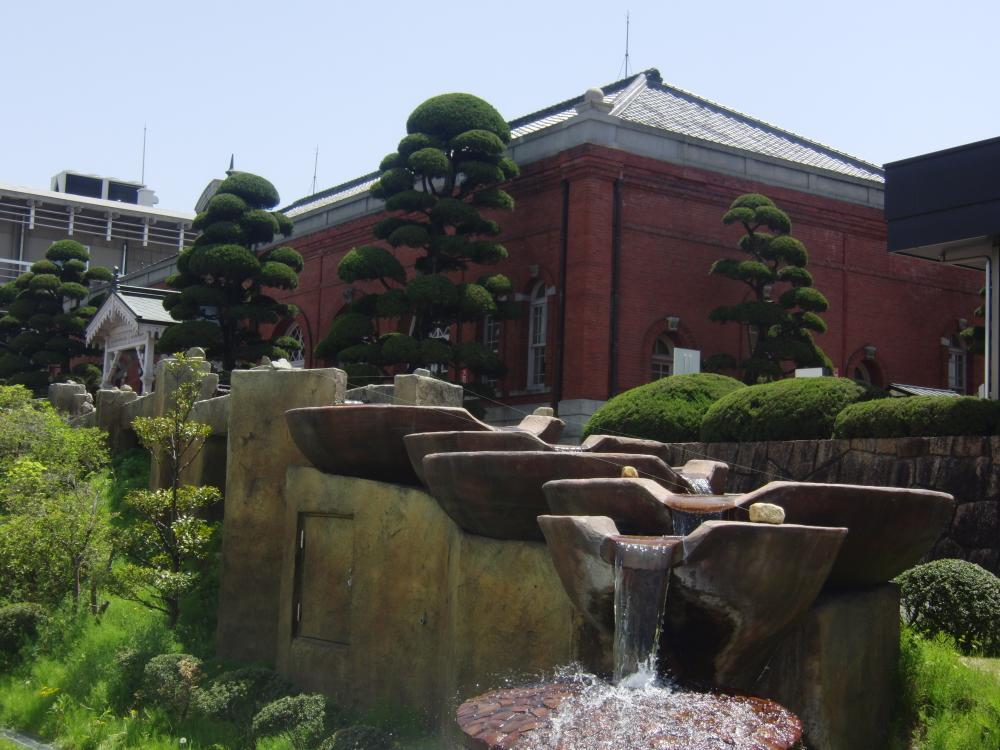 岡山市水道記念館