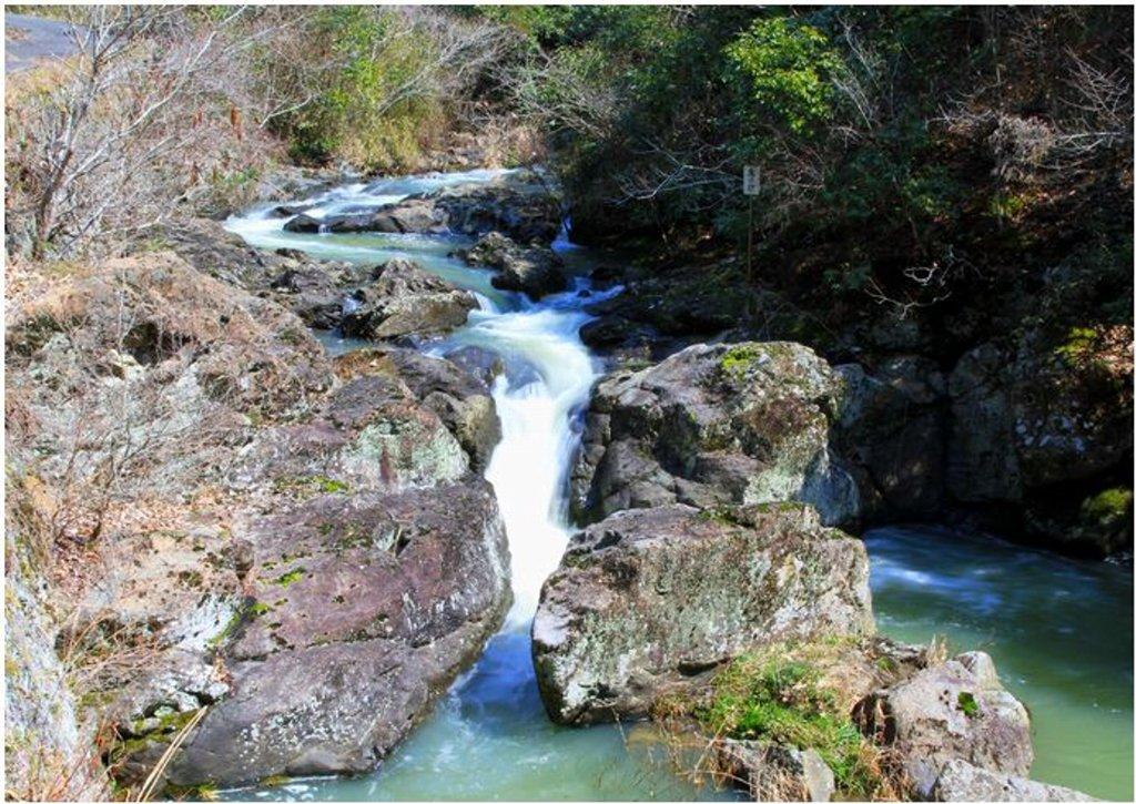 滝山自然渓谷