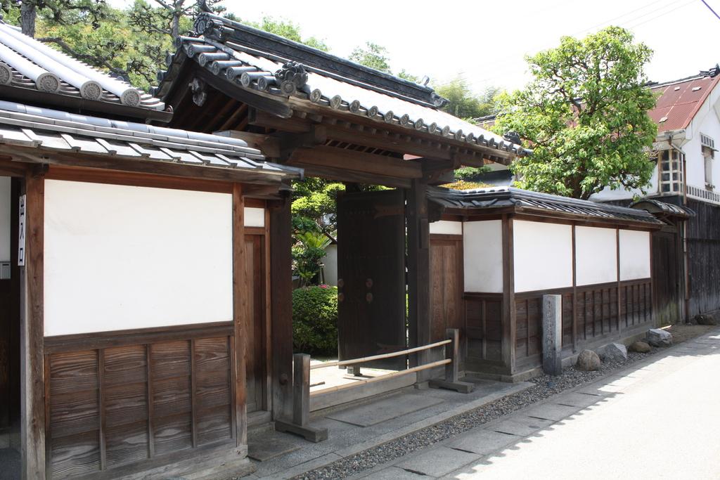 旧柚木家住宅(西爽亭)