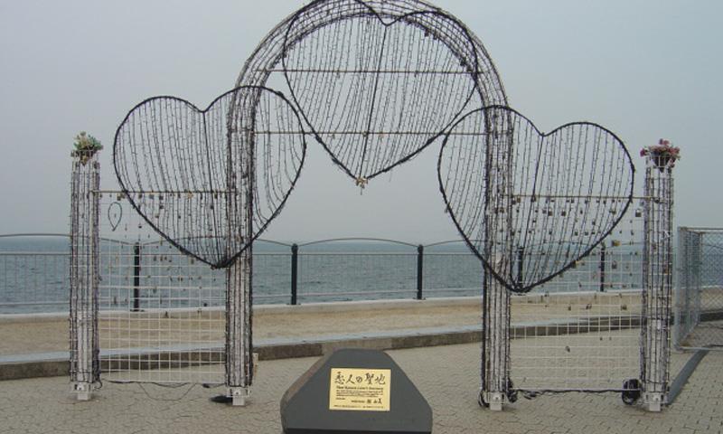017 瀬戸大橋と五色台から瀬戸内海を展望