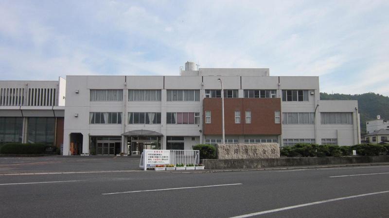 笠岡市民会館