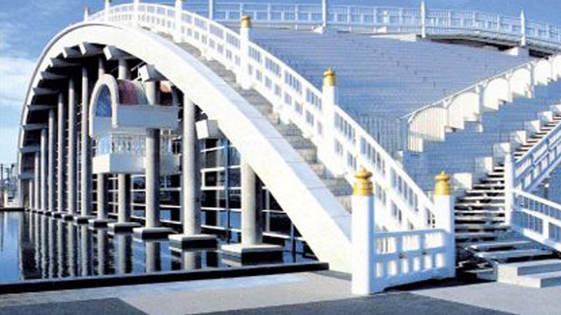 倉敷市瀬戸大橋架橋記念館