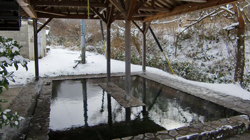 津黒高原温泉キャンプ場