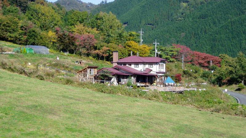 カルスト山荘キャンプ場