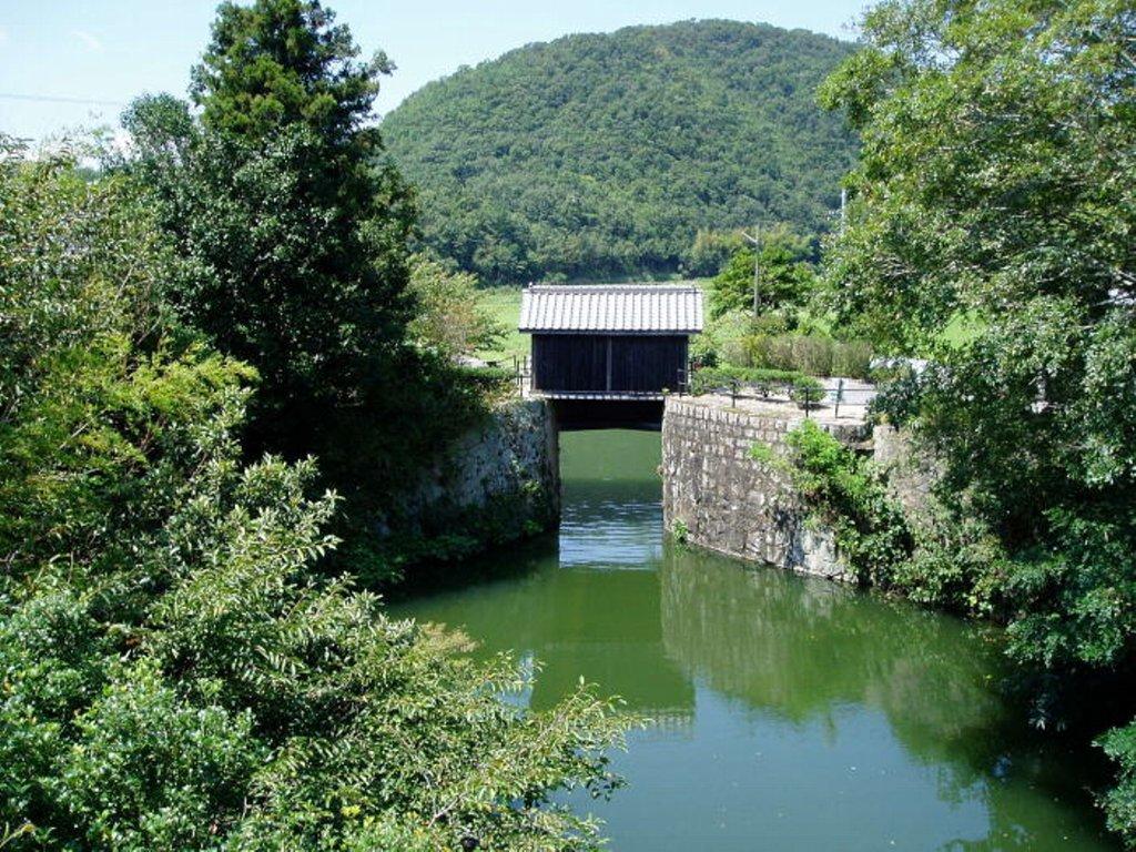 倉安川吉井水門