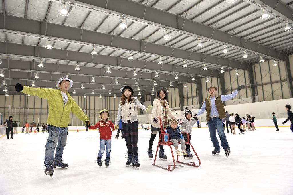 岡山国際スケートリンク