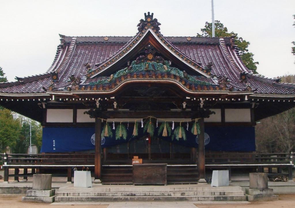 最上本山 御滝 龍泉寺