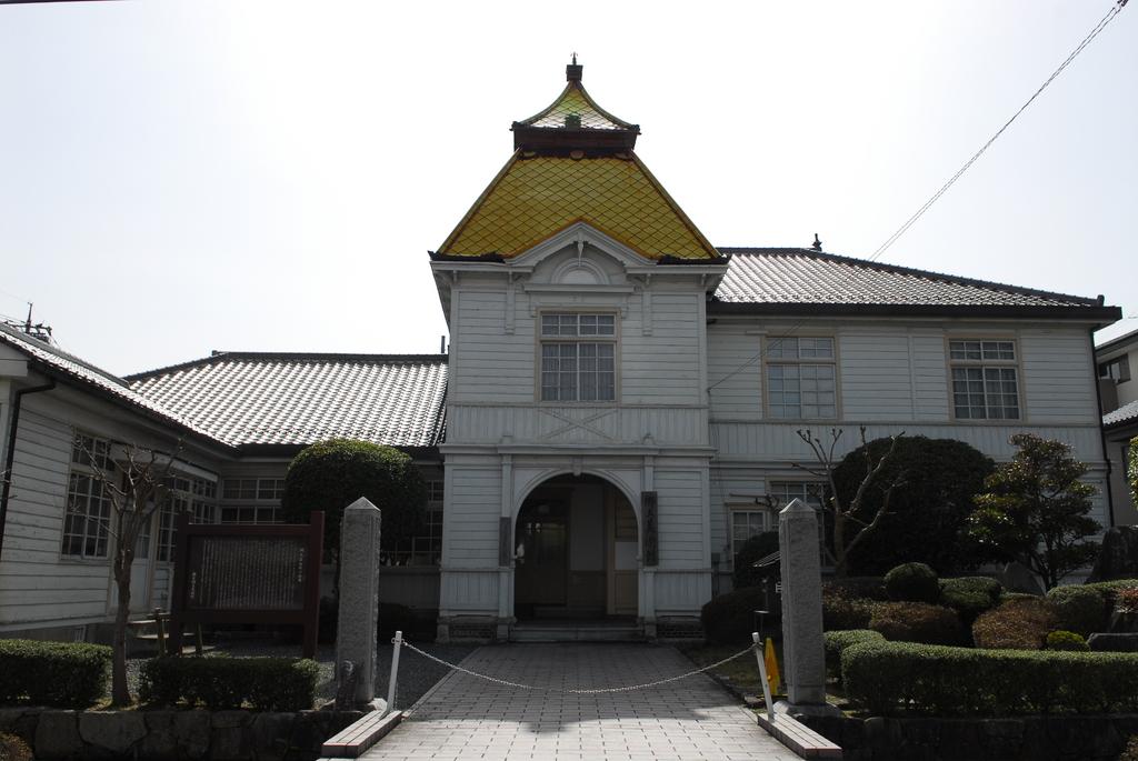 旧勝央町郷土美術館