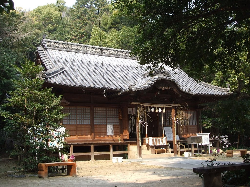 田井八幡宮