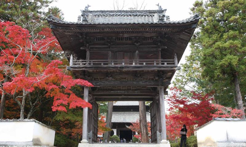 画聖雪舟ゆかりの禅寺。