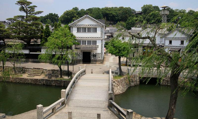 054 倉敷美観地区と三井アウトレットパーク倉敷
