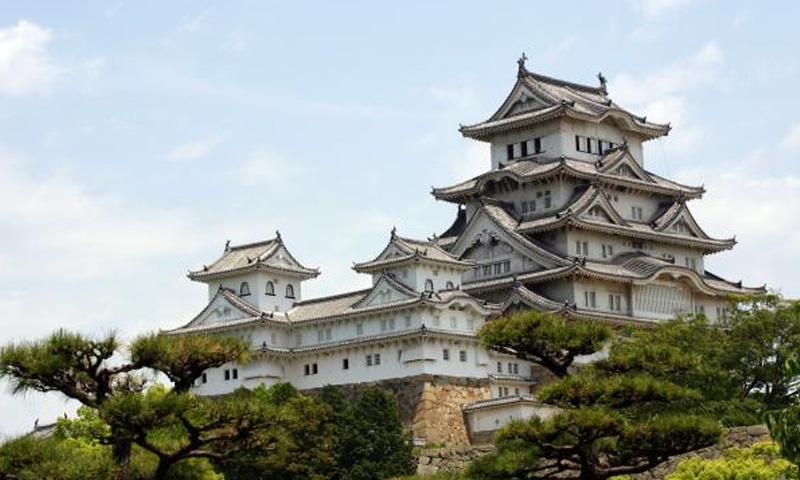 062 国宝姫路城と聖徳太子ゆかりの斑鳩寺
