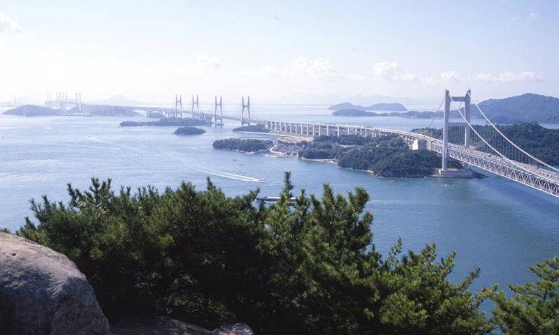 008 瀬戸大橋を海から山から眺めてみよう