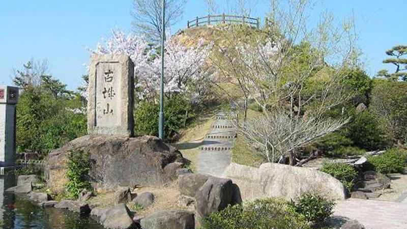 笠岡古城山公園