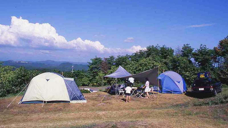 大芦高原オートキャンプ場