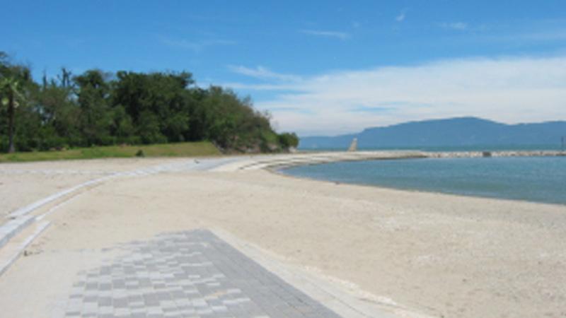 犬島海水浴場