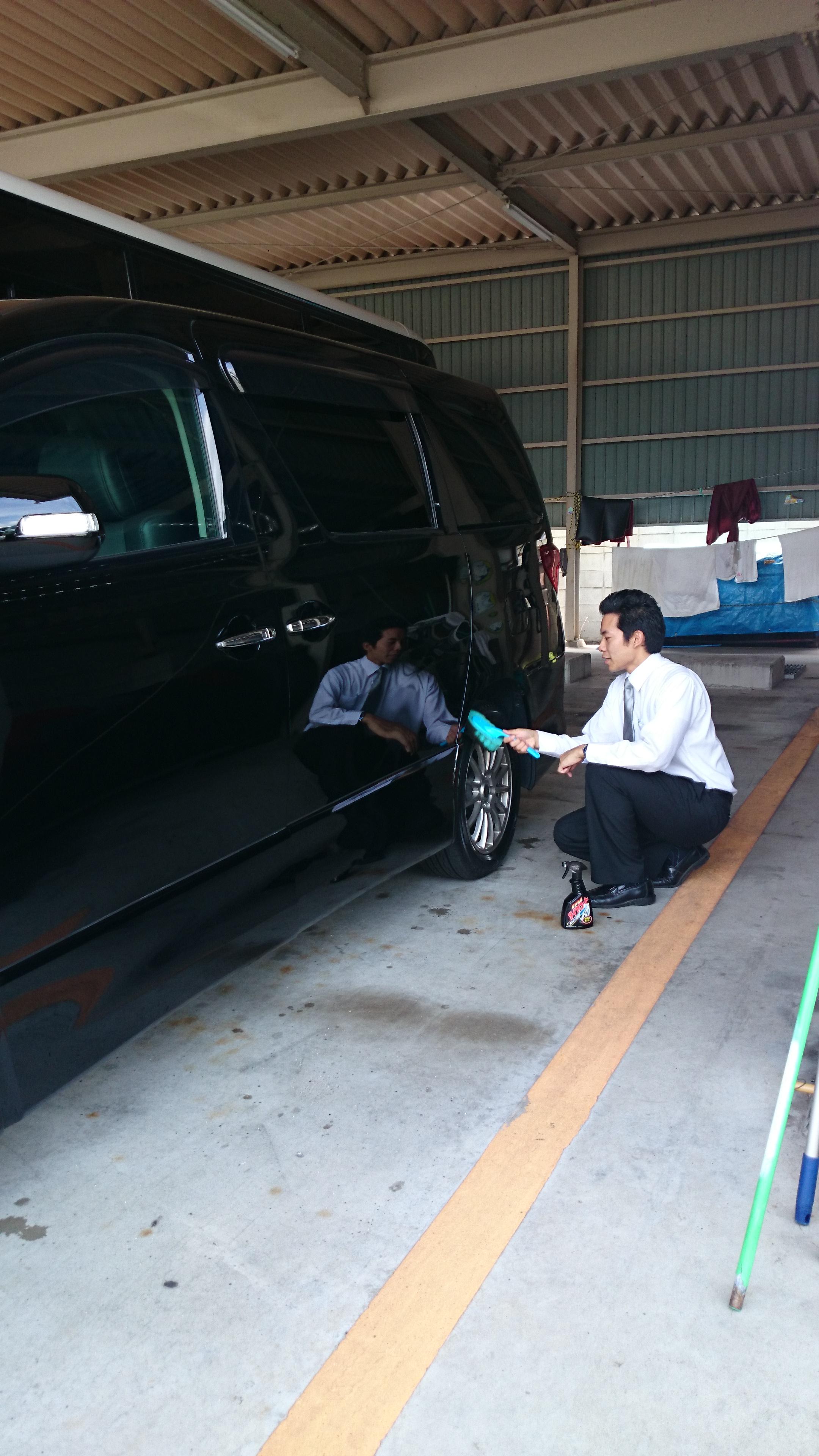 KATSU洗車4