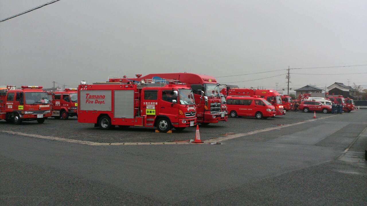 TAKA消防車
